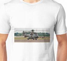 T-314 Aerospatiale AS.332 Puma of the Swiss Air Force Unisex T-Shirt