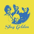 golden girls ipad case by websta