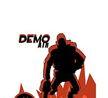 RED Demoman - Team Fortress 2 by TinglePringle