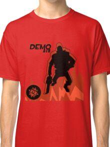 RED Demoman - Team Fortress 2 Classic T-Shirt