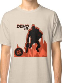 RED Demoman - Team Fortress 2 Classic T-Shirt