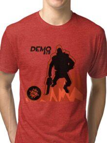 RED Demoman - Team Fortress 2 Tri-blend T-Shirt