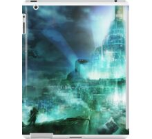 Final Fantasy VII - Midgard iPad Case/Skin