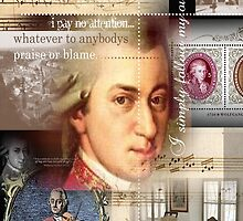 mozart by arteology