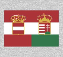 Austria-Hungary Flag by cadellin