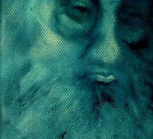 Poseidon.  by Cathy Gilday