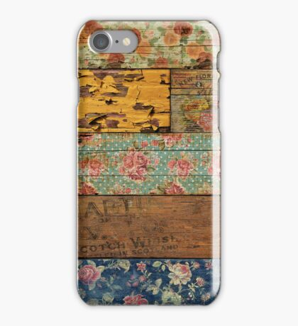 Barroco Style iPhone Case/Skin
