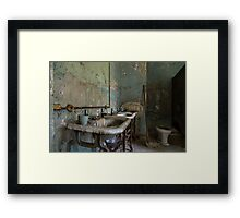 ...home... Framed Print