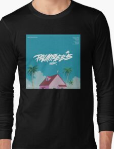 Flatbush Zombies Palm trees Long Sleeve T-Shirt