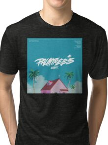 Flatbush Zombies Palm trees Tri-blend T-Shirt