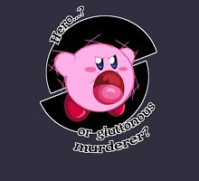 Kirby: a glutton with power Unisex T-Shirt