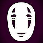 No-Face (Kaonashi) by GiraffesAreCool