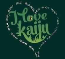I Love Kaiju by Konoko479