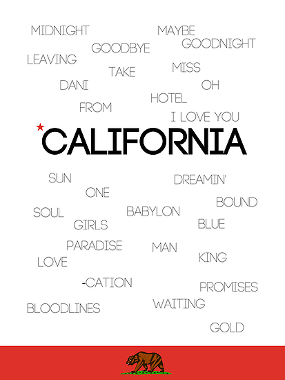 California by thesilentrogue