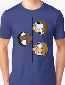 SG head stack Zip Up hoodie T-Shirt