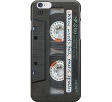 Cassette iPhone iPhone Case/Skin