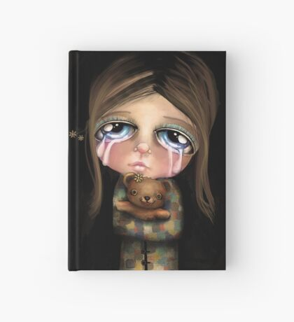 Sad Eyes Hardcover Journal
