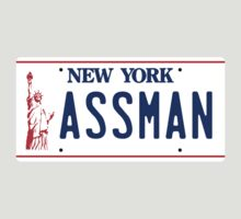 Assman by TRStrickland