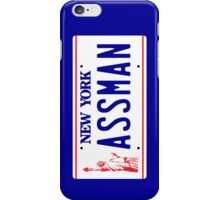 Assman iPhone Case/Skin