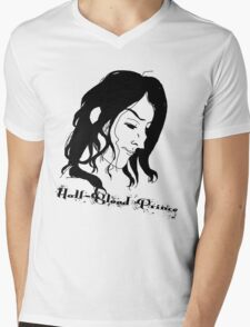 Half-Blood Prince [with text] Mens V-Neck T-Shirt