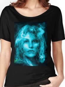 Breaking Bad blue Women's Relaxed Fit T-Shirt