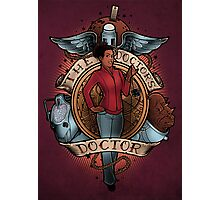 The Doctor's Doctor Photographic Print