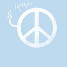 peace yo, by Jonah Block