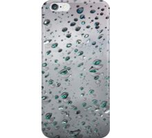 Raindrops 1 iPhone Case/Skin