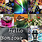 hello... bonjour. by DMEIERS