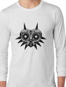The Legend of Zelda Majora's Mask Long Sleeve T-Shirt