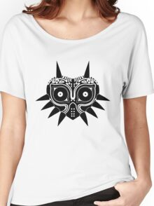 The Legend of Zelda Majora's Mask Women's Relaxed Fit T-Shirt