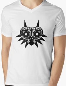 The Legend of Zelda Majora's Mask Mens V-Neck T-Shirt