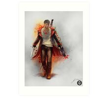 DMC: Dante Art Print