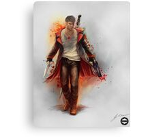 DMC: Dante Canvas Print