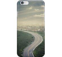 Curvy Road iPhone Case/Skin
