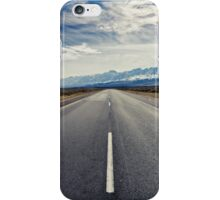Down That Same Old Road Again iPhone Case/Skin