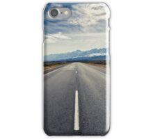 Down That Same Old Road Again iPhone Case/Skin