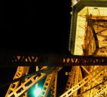 Nightly Tokyo Tower Sticker