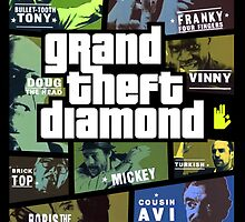 Grand Theft Diamond by GhostGlide