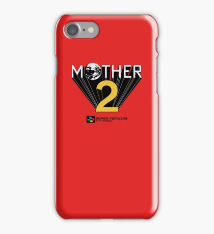 MOTHER 2 - Super Famicom iPhone Case/Skin