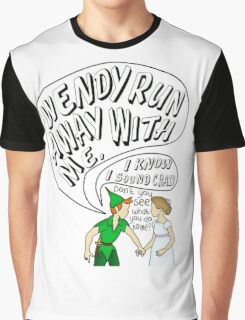 All Time Low- Somewhere in Neverland Graphic T-Shirt