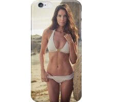 Hotness on the Beach iPhone Case/Skin