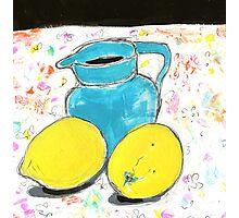 free lemons 1 Photographic Print