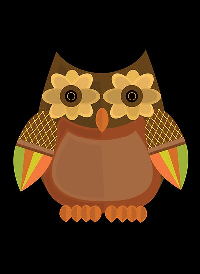 Harvest Owl - Brown 2 by Adamzworld