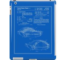 Stadium Patent - Blueprint iPad Case/Skin