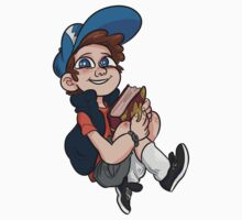 dipper pines sticker by Isaac Livengood