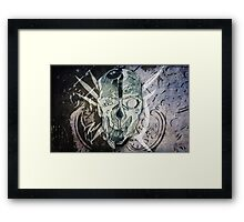 Avenging Spirit Framed Print