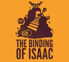The Binding of Isaac by saboe