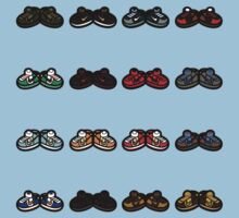 Part 1 of 2 2003 Nike SB Dunk Collection in BAPE Style Kids Tee