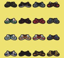 Part 1 of 2 2003 Nike SB Dunk Collection in BAPE Style Baby Tee